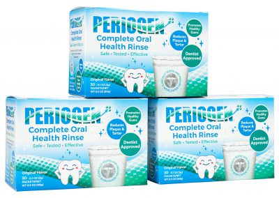 dental health product photography